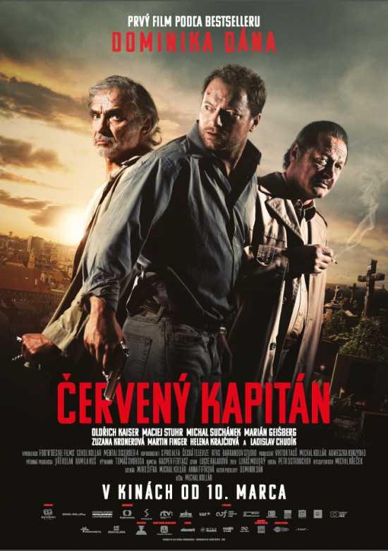 Cerveny kapitan poster final
