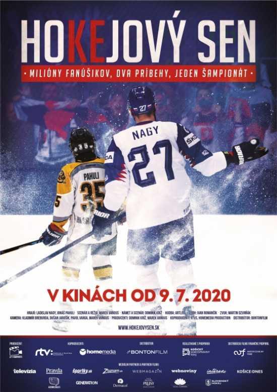hokejovy sen poster small