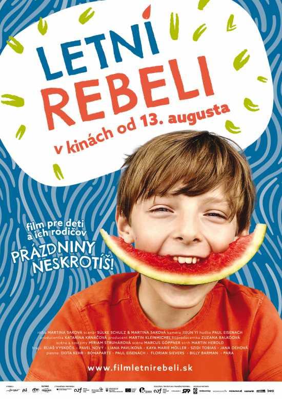 letni rebeli poster small