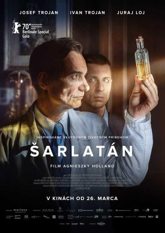 sarlatan poster small